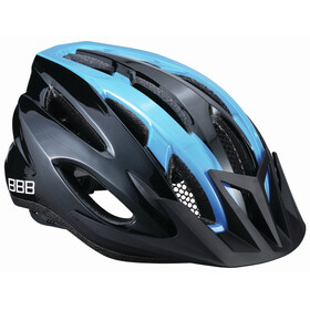 BBB Condor BHE-35 Cykelhjelm blå/sort